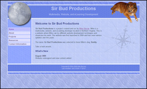 SirBudProductions.com